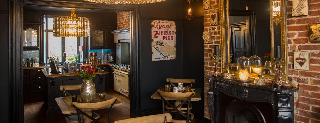 Breakfast Room The 21 Brighton